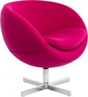 Дизайнерское кресло A686 (реплика PLANET6) малиновое
